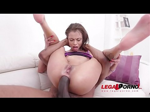 Polly Petrova anal & DAP 4on1 with 0% Pussy SZ2190