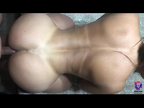 Brutal Anal Raw to a big ass Puertorican, her asshole went numb after 5 mins.