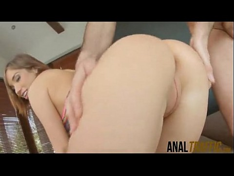 Buttlicious Tina Hot gets huge load of semen after analized