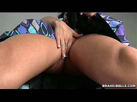 Watching a Handjob - Brandi Belle