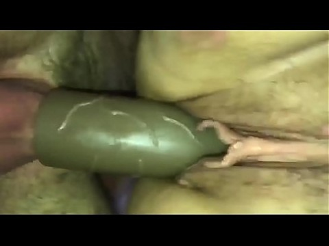 Nasty BBW Fucked Hard with a Huge Penis Extension