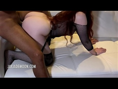 CREAMPIED! She cant stop cumming • Amateur JayJadeMoon