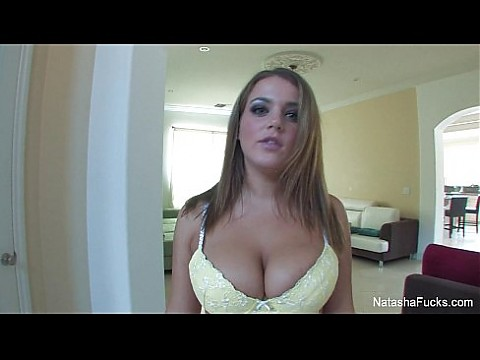 One Cock Isn't Enough For Natasha Nice