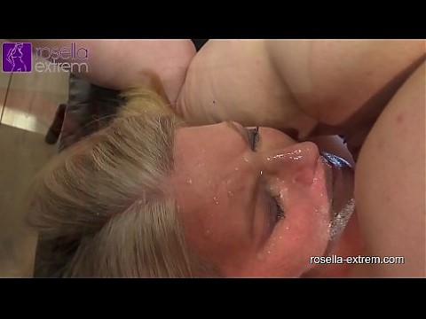 2 Three hole mares, get, in an Bareback GangBang, fucked and inseminated all her holes! Part 4