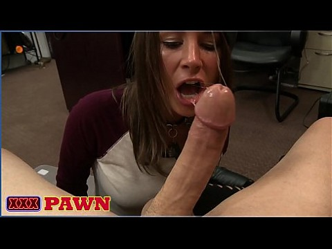 XXXPAWN - Felicity Feline Needs Money Quick, So She Goes To A Pawn Shop