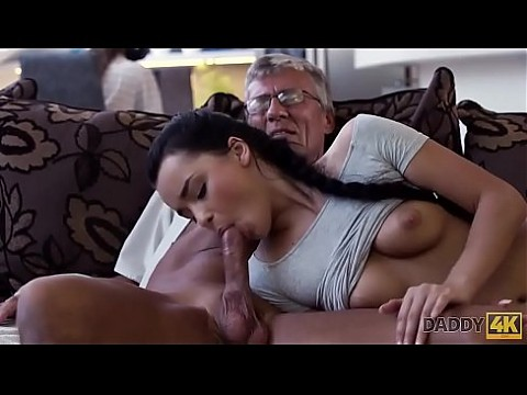 DADDY4K. Erica will never forget hot sex with dad of her boyfriend 10 min