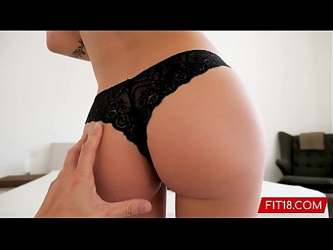 FIT18 - Tiffany Tatum - 95lbs - Cum Inside This Skinny Girl - 60fps